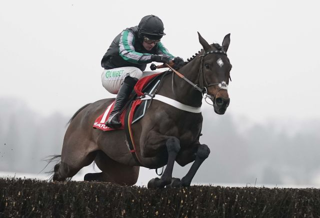 How long do bookies think Altior will remain unbeaten over jumps?
