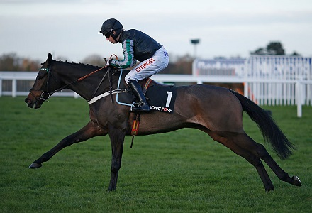 Punters not worried by recent Altior injury scare