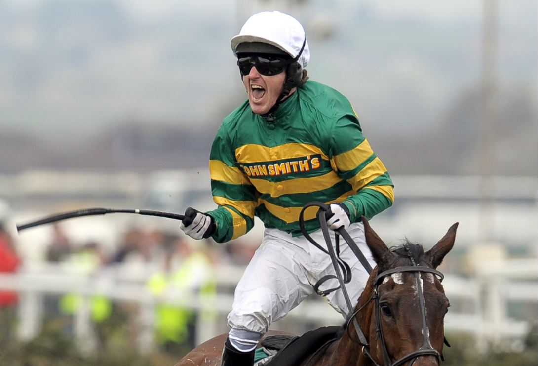 EXCLUSIVE: Sir AP McCoy reveals what it's like to compete in the Grand National