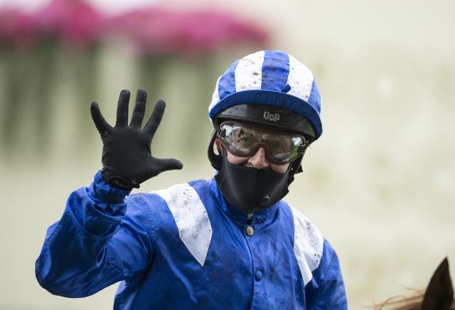 Royal Ascot Top Jockey: Jim Crowley now odds-on with six winners