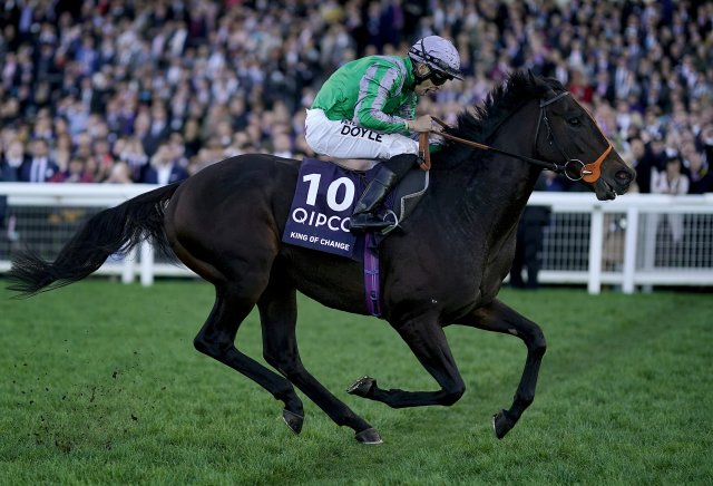 Royal Ascot: Latest betting as favourite King Of Change misses Queen Anne Stakes