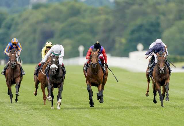 Russian Emperor odds slashed for The Derby after Royal Ascot win
