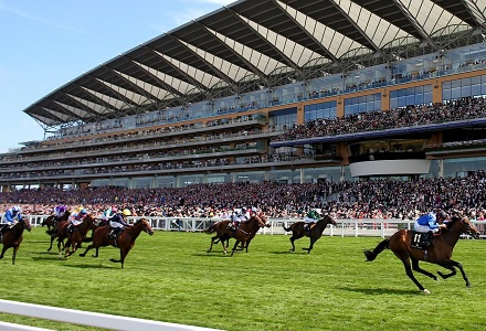 Rhododendron justifies favouritism at Newbury and is now favourite for Queen Anne Stakes