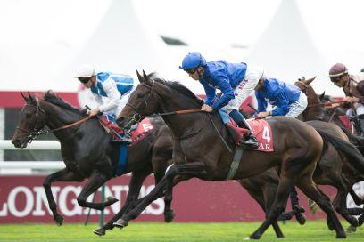 The Three most backed horses at Longchamp