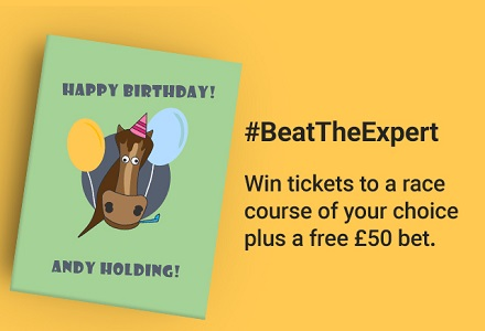 Beat The Expert: Sandown Tipping Competition