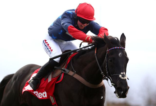 Black Corton cut for the RSA Chase as Bryony Frost wins yet again
