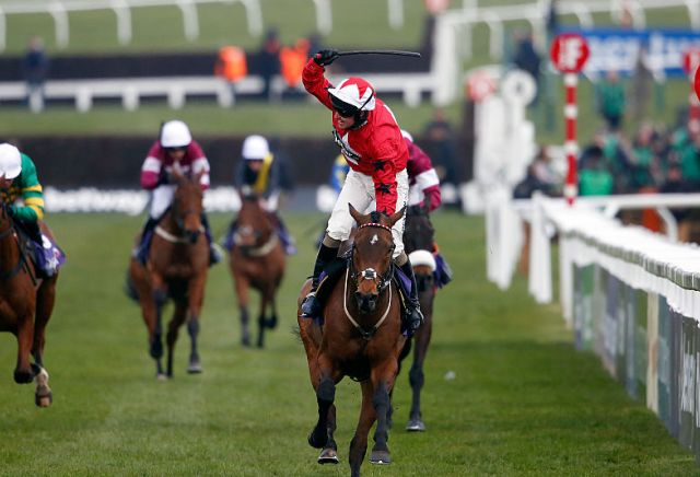 Blaklion primed for the 2019 Grand National after being bought for SIX figures