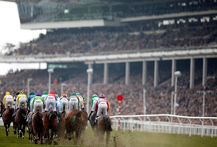 Andy Expects big things from A Hare Breath at Cheltenham