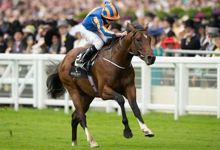 A View From The Rails: Churchill a Guineas banker