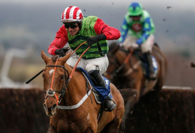Definitly Red has odds slashed for Grand National glory