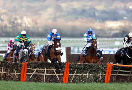 Diego Du Charmil makes impressive start over fences