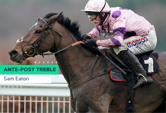 Cheltenham Festival: Our must-see 831/1 ante-post treble