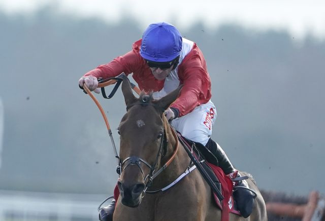 Envoi Allen as short as evens for Ballymore after Grade 1 Naas victory