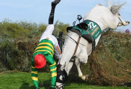 Grand National: Fallers to be wary of