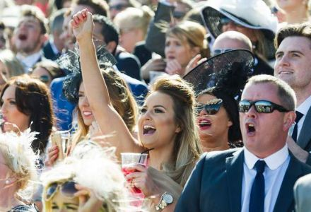 Which city are the best Grand National punters?