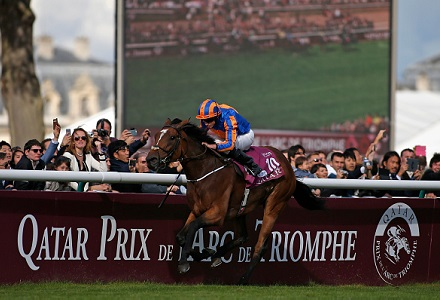 Nick Luck: Arc heroine can emerge as champion