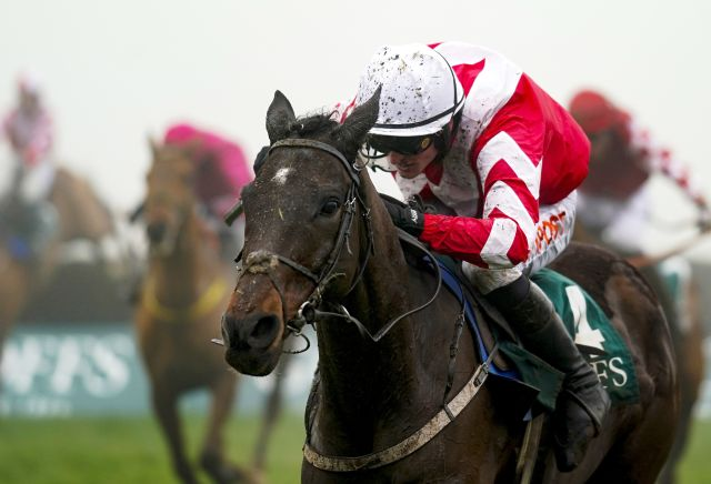 Odds halved on Total Recall for the Grand National after surprise Gowran Park win