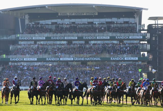 Fans of The Clash could be the real winners of the Grand National