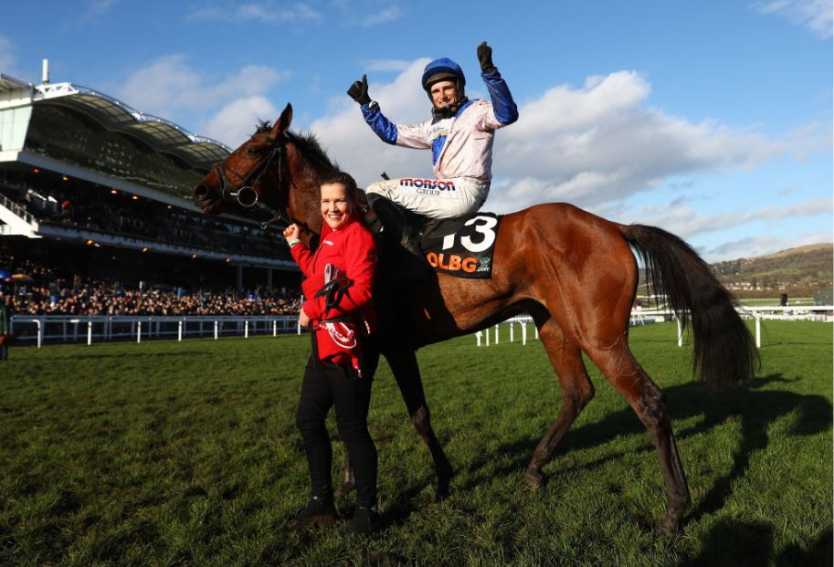 Bookies land the first blow after day one of the Cheltenham Festival