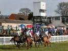 Brewin'upastorm enters Champion Bumper betting after Hereford success