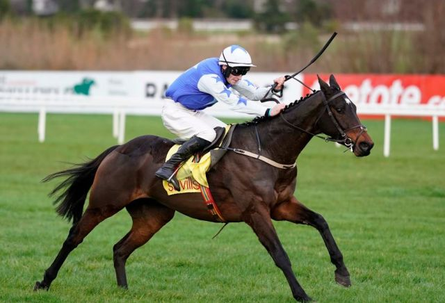 Kemboy smashed in from 50/1 to 7/1 for Gold Cup after Savills Chase shock