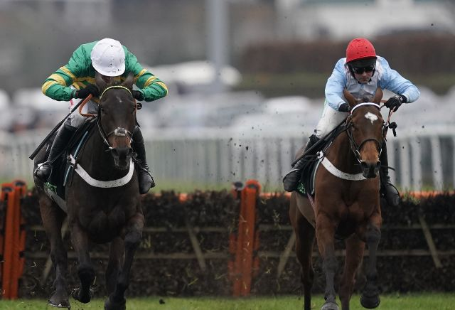 All change in Champion Hurdle market after Buveur D'Air beaten