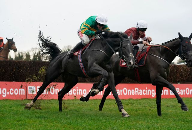 One in three bets down the drain as Arkle favourite OUT of Cheltenham