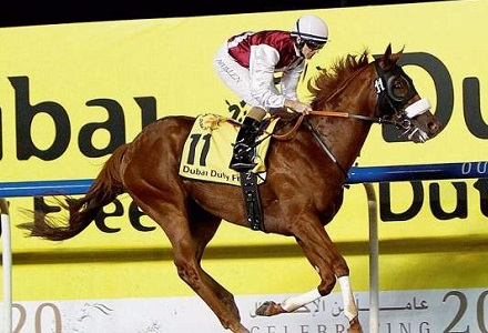 Bernardin can upset favourite in Meydan's Firebreak Stakes