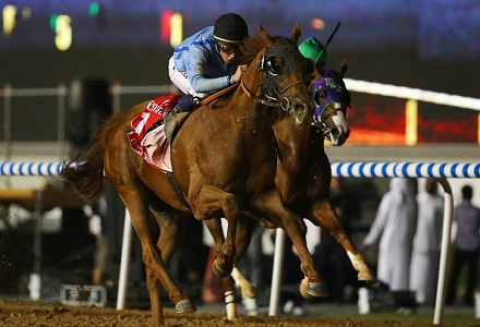 New trip can see Guest boss rivals at Meydan