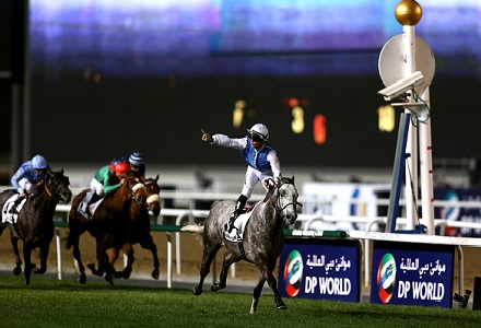 Demora can blitz rivals at Meydan