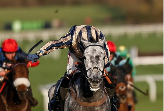 Nick Scholfield: Misterton can run a big race in the Betfair Hurdle