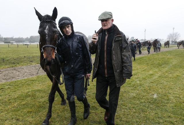 Mullins' Gowran Park treble sparks Cheltenham ante-post betting frenzy