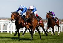 The five most backed horses today on Oddschecker