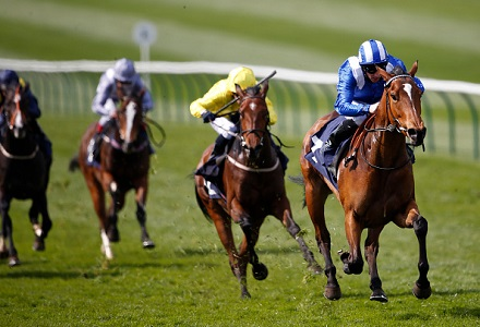 A view from the rails: Morning can take the glory at Newbury
