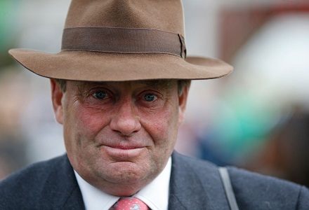 On The Blind Side enters Albert Bartlett picture after Cheltenham win