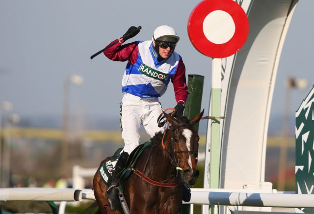 Scottish trained horse punted to win Grand National AGAIN