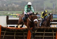Presenting Percy sparks Festival chaos with emphatic win in Galmoy Hurdle