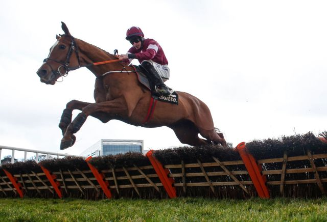 Nicky Henderson says if he could train any horse that isn't his - it would be Samcro
