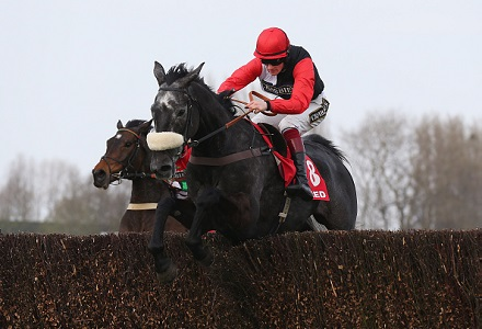 A View From The Rails: Faith rewarded on Saphir Du Rheu