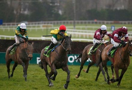 Nick Luck: John can cut Gold Cup rivals down to size