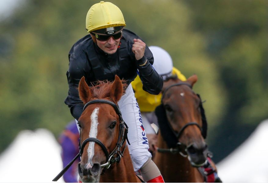 Stradivarius the overwhelming punters pick for the Ascot Gold Cup