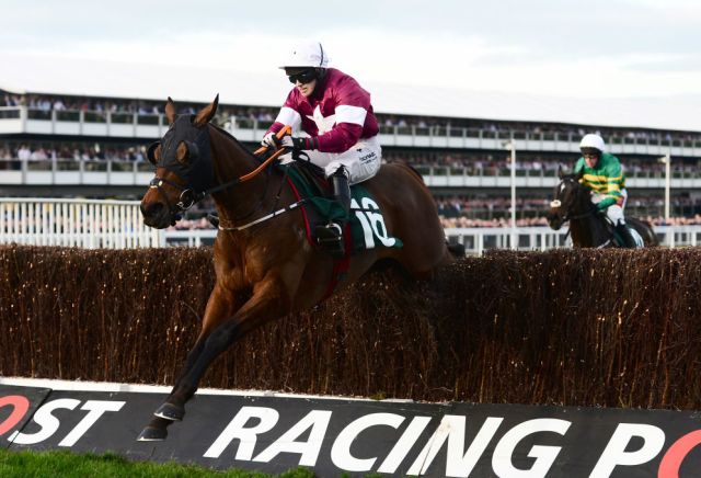 Tiger Roll closing in on ante-post favourite spot for Grand National