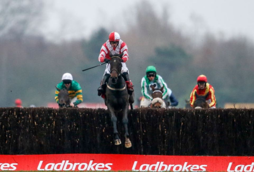Total Recall now standalone favourite for the Grand National