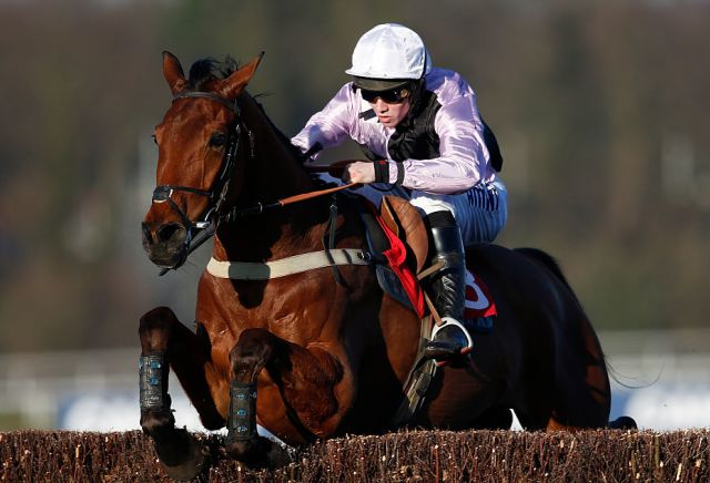 Brighton yard claim to have Grand National winner wrapped up