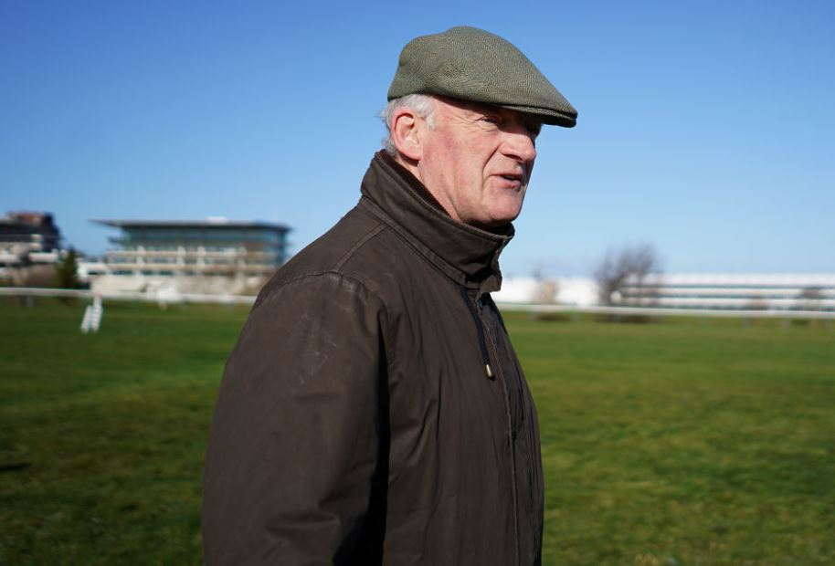 Advantage Willie Mullins in the battle for Cheltenham Top Trainer