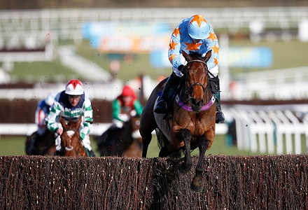 Un De Sceaux Good and now favourite for Ryanair Chase after third Clarence House win