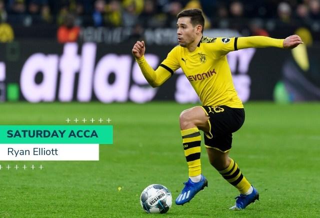 Saturday Bundesliga Accumulator