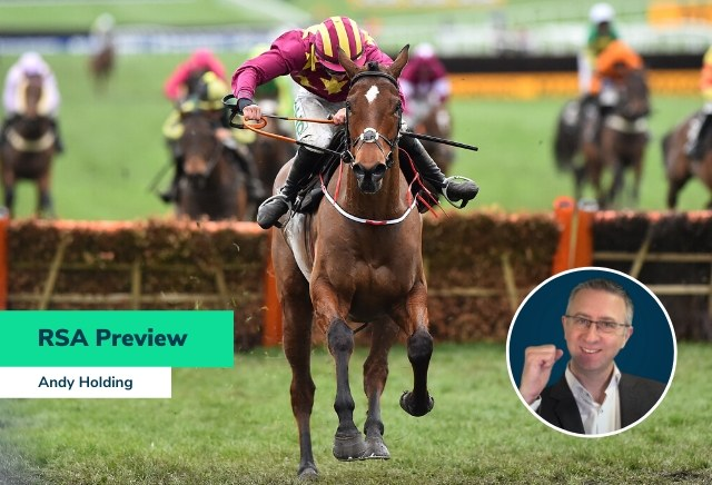 Andy Holding's RSA Chase Tips & Preview