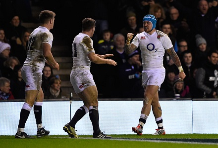 Nowell can fire England to success in Rome