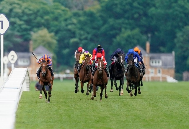 Santiago shortens for both the Derby and St Leger after Royal Ascot win